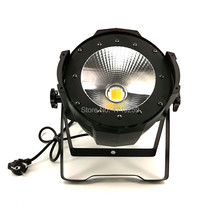 6 pcs/lot High Quality COB LED Par Light White + Warm white 100w cob LED Par Can light for disco stage bar club