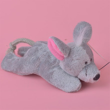 3 Pcs Mouse Plush Fridge Magnet Toy, Kids Child Doll Gift Free Shipping(China)