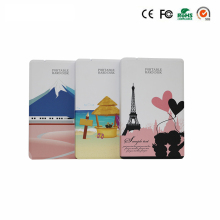 2017 SATA USB 3.0 5/6GBPS 2.5 Plastic 1TB Hard disk Drive HDD Paris Romantic love Gift New External Hard Drive Case Enclosure(China)
