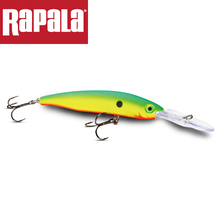 100% Original Rapala Brand MAXRAP FAT MINNOW MXRFM09 9cm 13g Hard Fishing Lure Artificial Bait Wobbler Minnow with VMC HOOKS