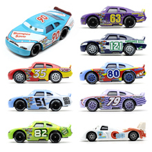 Buy Disney Pixar Cars 2 Diecast Vehicles Models Toys Alloy Car McQueen McQue Metal Model Cartoon Racing Car Toys Children Kids for $5.47 in AliExpress store