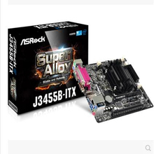 Engine technology J3455B-ITX mini ITX motherboard quad-core sets of NAS