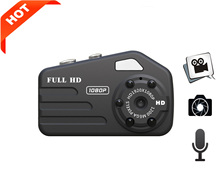 CRTONE FHD 1080P Mini Camcorder Metal Body Night Vision Mini Camera Kamepa Portable Design