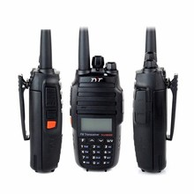 TYT TH-UV8000D Ultra-high 3600mAh 10W Handheld Transceiver Walkie Talkie Dual Band Display Standby US Plu +High Gain Antenna