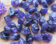 Pure natural Brazilian amethyst original rock specimen  20mm--30mm Mineral Specimens Ore Energy Stone Wholesale30G--40G