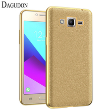 Buy DAGUDON Luxury Glitter Bling Soft Silicone Case Samsung Galaxy J2 Prime Plating Back Protective Cover Samsung G532F Case for $1.87 in AliExpress store
