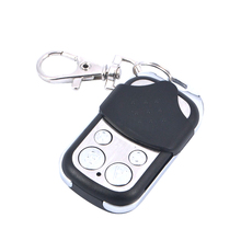 Hot Sale Electric Cloning Universal Gate Garage Door Remote Control Fob 433mhz Key Fob learning garage door copy controller(China)