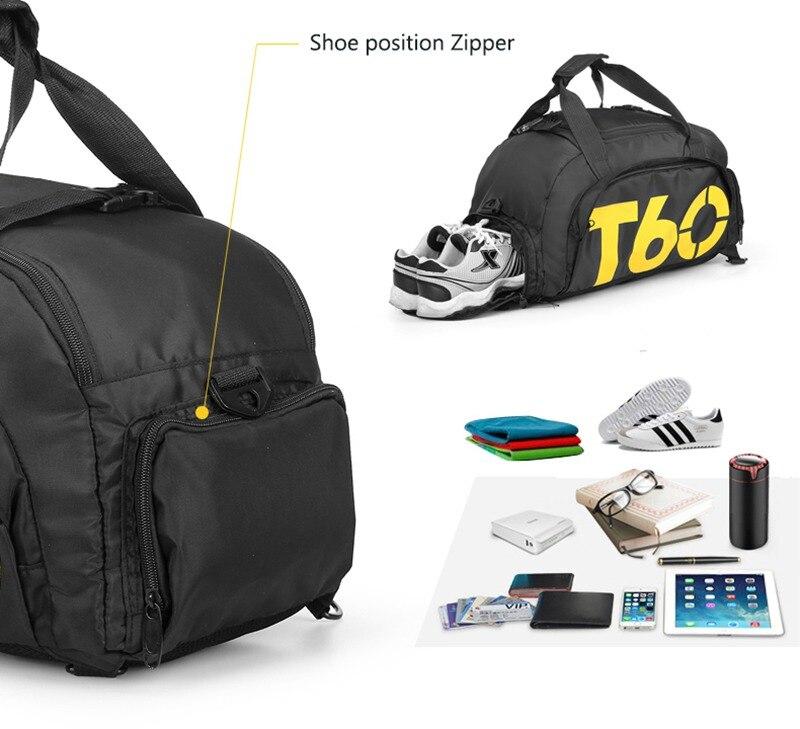 Waterproof Gym Sports Bags (17)