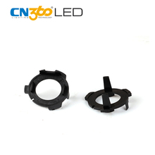 CN360 2pcs H7 LED Bulb Holder Socket Clip For Volkswagen New Lavida H7 Adapter Bulb Holder Led Accessory For New Tigua