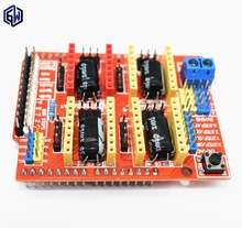 New cnc shield v3 engraving machine / 3D Printer / A4988 driver expansion board