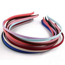New Korean Version Women Hairbands Simple Hand-made Cloth Headbands Fabric Head Buckle in Women Hair Accessories Wholesales