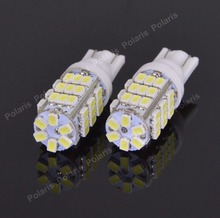 10pcs T10 1206 42 SMD Auto LED Lamps 42smd DC12V Car Side Wedge Marker Lights Turn Signals Bulb 194 927 161 168 W5W Wholesale(China)
