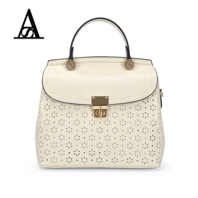Women messenger bags louis pu leather handbags hollow out luxury handbags women evening clutches bags designer bolsas feminina<br>