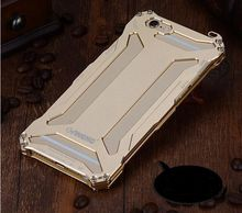 R-JUST For Apple iPhone 6 Case Luxury Aluminum Metal Cell Phone Protective Cases Covers For Apple iPhone6 4.7 inch shell  frame