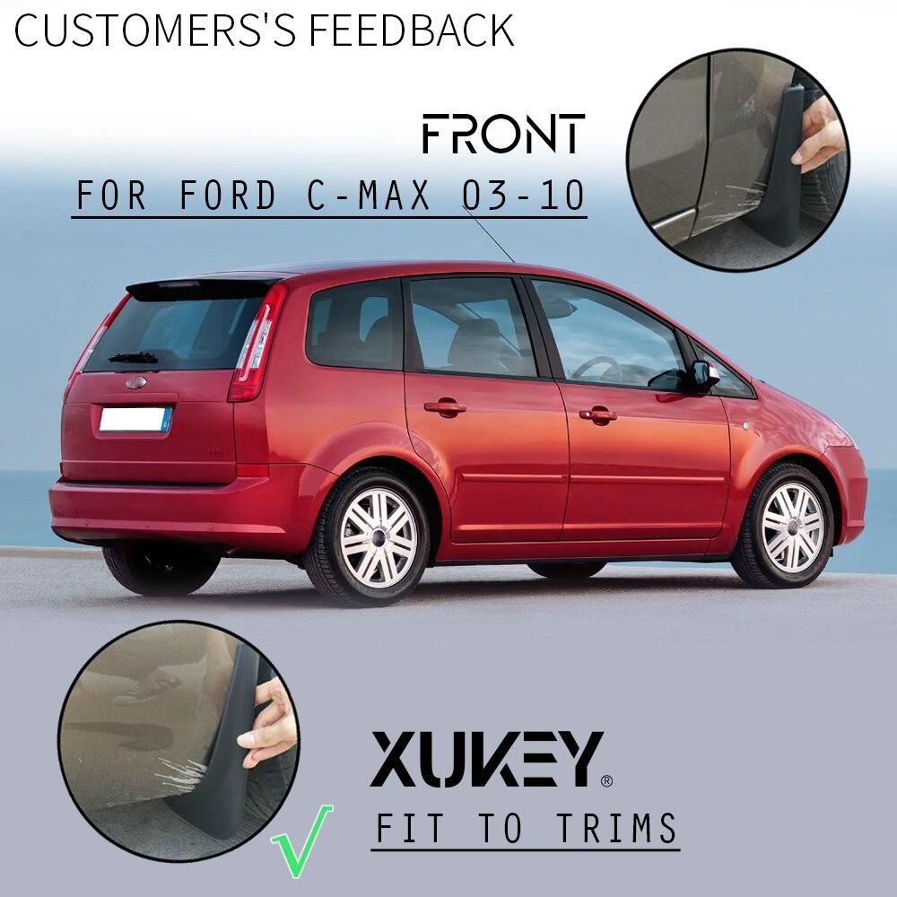 Rear Mud Flaps Genuine  Ford Grand C-Max 11//2010 /> 5232911