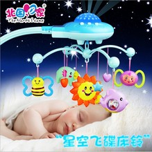 best quality projecting flashing Doudantsutsuji musical recreation ground Baby Rattles(China)