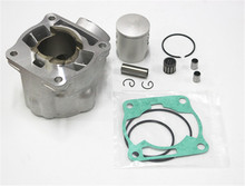Motorcycle Cylinder kits with piston and pin for YAMAHA YZ85 Dirt Bike 2002-2014 47MM Cylinder kit  Motorcycle Engine Parts