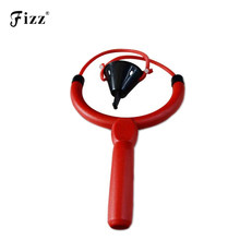 Portable Fishing Bait Thrower Slingshot Rubber Band Plastic Fishing Catapult Fishing Tool Tackle Dropshipping(China)