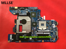 Original laptop motherboard fit for Lenovo Z570 motherboard 48.4PA01.021 LZ57 HM65 PGA989 DDR3 Fully tested(China)
