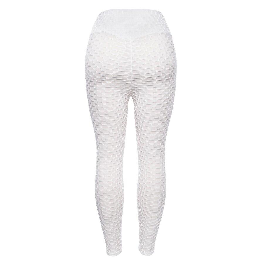 Women's High Waist Fitness Leggings, Fashion Push Up Spandex Pants, Workout Leggings 23