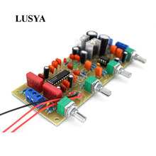 Buy Lusya LM1036+NE5532 HIFI Amplifier Preamp Tweak Board 2.0 Dual Sound Tuning Board for $16.74 in AliExpress store