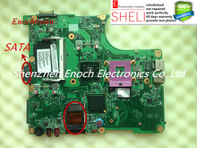 For Toshiba Satellite L300 L305 Laptop Motherboard V000138810 6050A2264901-MB-A03 SATA DVD interface,60days warranty SHELI stock