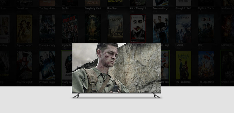 Original Ipremium I9 Pro 4K Android 6.0 Tv Box Decoder Receptor Satellite Tv Receiver