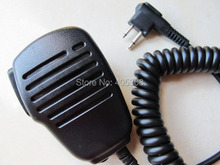2X Handheld Speaker Microphone For Hytera HYT Radio TC-500 TC-518 TC-600 TC-610 TC-700(Hong Kong)