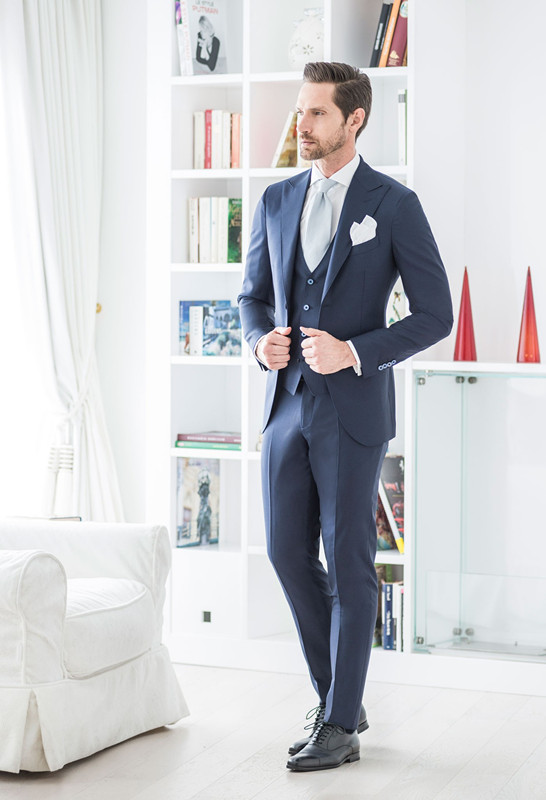 2018 Latest coat pant Designs men suits DM52994
