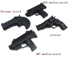 Air-Gun-Kit Bullet-Shot Plastic Pistol Desert Eagle Metal Airsoft Mini Case-Accessories