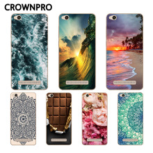 Buy CROWNPRO Redmi 4A Case Soft TPU Silicone Case Transparent Back Cover Xiaomi Redmi 4A Phone Cases Redmi4A Protective Case for $1.20 in AliExpress store