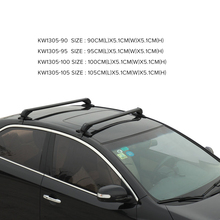 Car Roof Rack Cross Bar Anti-Thief for Honda for KIA for Nissan for VW /Buick/Toyota /Audi /BMW /Ford