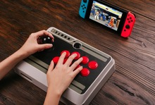 8Bitdo N30 Arcade Stick for Switch, Android, Steam, Windows(China)