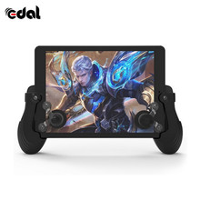 Buy Pro Touch Screen Mobile Gamepad + Gamepad Joystick + Suction Cup IOS Android Mobile Games Controller for $6.79 in AliExpress store