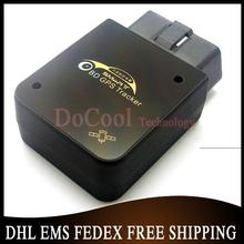 Free DHL EMS 20pcs/lot GPS Navigation System TV Car GPS Trimble Gm908 Car Tracker Tracking Device Locator OBD Line