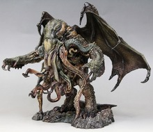 Cthulhu Great Old Ones Unpainted GK Garage Resin Figure Model Kit(China)