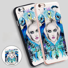 LIMITED EDITION PRINT Soft TPU Silicone Phone Case Cover for iPhone 5 SE 5S 6 6S 7 Plus