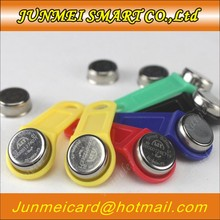 100 шт. DS1990A-F5 IButton DS1990A серийный номер iButton электронный ключ Touch Memory touch Кнопка карта TM90CARD(China)