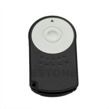 OOTDTY RC-6 IR Remote Control For Canon EOS Rebel 5D Mark II 7D 60D 600D 550D 450D 400D(China)