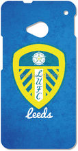 Retail Leeds United phone Cover For HTC one X M7 M8 M9 For Samsung Galaxy E5 E7 S3 S4 S5 Mini S6 S7 Edge Plus Note 3 4 5 Case(China)