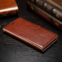 Practical Wallet PU Leather Case for Microsoft Lumia 530 930 540 850 435 950 630 640XL with Stand and Card Holder Phone Bag