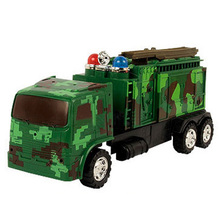 Portable Military Toys Cars Kids Army Truck Car Model Toy for Children Mini Car Toys for Children Random Color