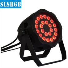 24pcs rgbw led par 64 can outdoor led par light 12w 4in1 outdoor disco light ip65 rgbw color lighting par led 24 x 12