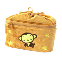 2017 new USB Food Lunch Warmer Box Bag Cute Monkey Warming Heating Container Bags Lunch Box Bag Thermal Termal Bag Lunch