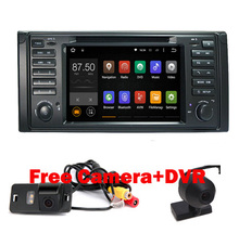 Factory Price 1024x600 HD Touch Screen Android 5.1 Car DVD GPS for BMW E39 Android E53 X5 Wifi 3G Bluetooth Radio RDS USB IPOD