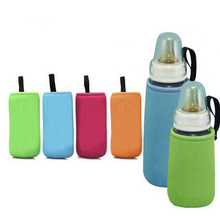 Baby Insulation Bag Bottle Baby Thermal Bag Infant Bottle Warmers 4 Colors High Quality Stroller Accessories Hot Sale