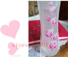 5pcs/Lot  vase Eco-friendly Foldable Folding Flower PVC Durable Vase using for Home Wedding Party
