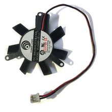 PLD05010S12 DC 12V 0.10A computer GPU Cooler vga Cooling Fan For GALAXY Geforce GT740 Graphics Video Card cooling