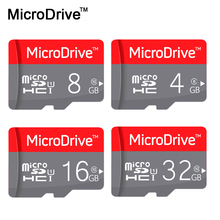New Brand Micro SD Card 8GB 16GB 32GB Class 10 SDHC Memory Card 64GB Class 10 SDXC REAL Capacity for Mobile phone/Camera/Tablet(China)