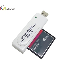 Malloom 2017 PC Accessories Quality High Speed USB2.0 CF Card reader Compact Flash card reader